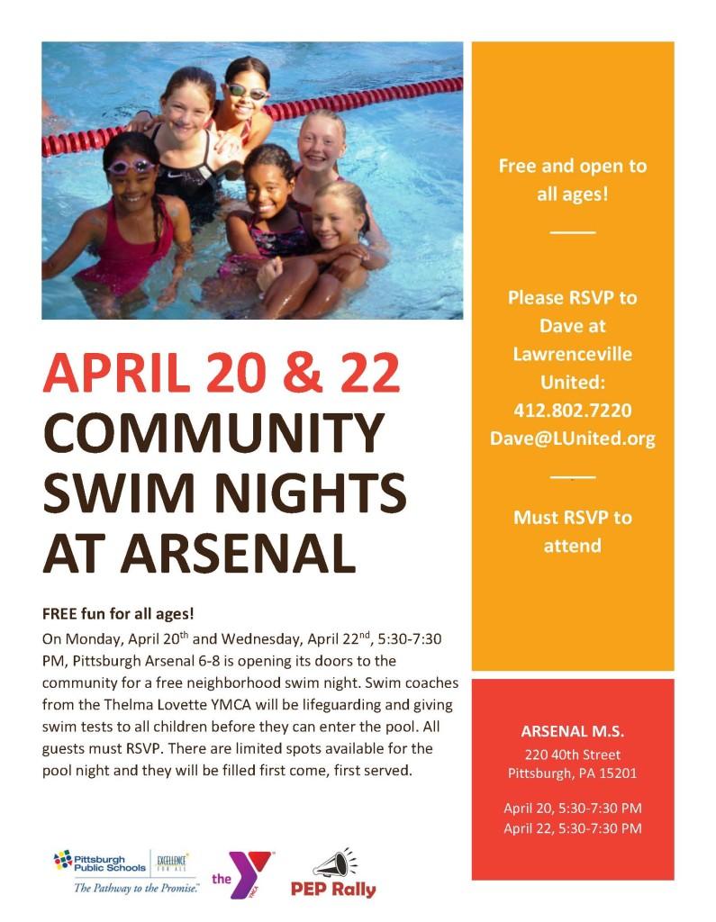 Flyer_ArsenalSwimNight